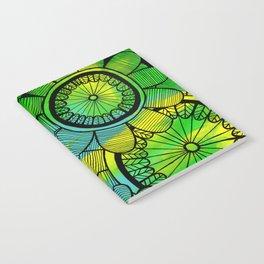 Big Floral 2 Notebook