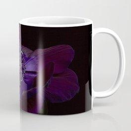 "Anemone Coronaria de Caen ""Bordeaux"" Coffee Mug"