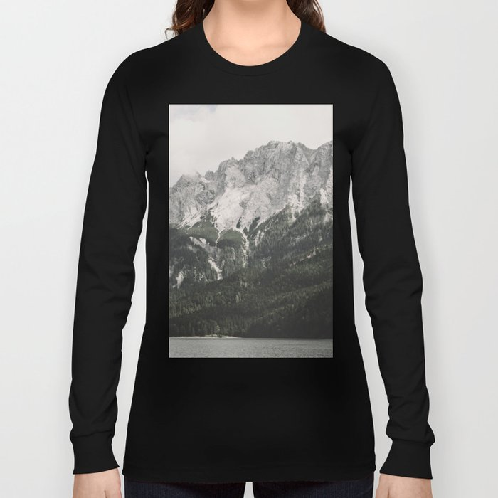 Such great Heights - Landscape Photography Long Sleeve T-shirt