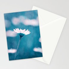 love in blue Stationery Cards