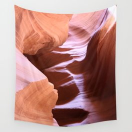 Antelope Colors Abstract Sandstone Waves Wall Tapestry