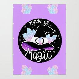 Made of magic Poster