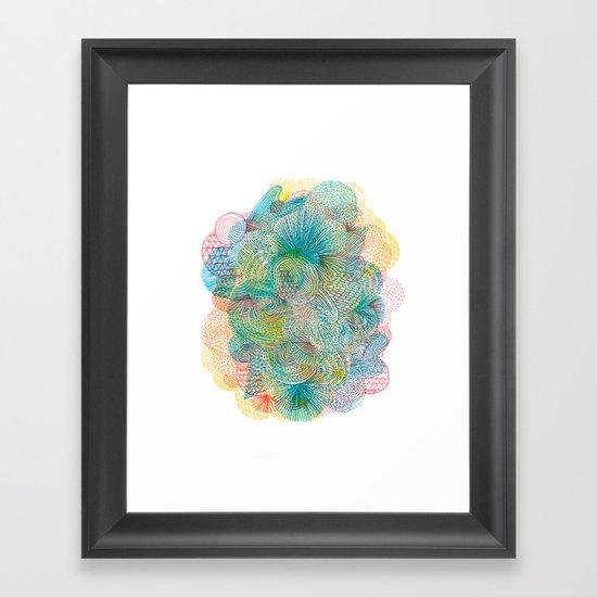 All Together Framed Art Print