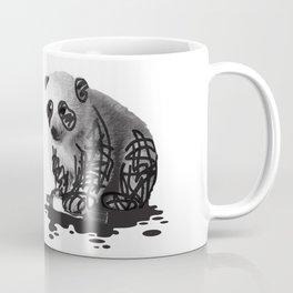 WANT TO BE A PANDA - cute animal artwork Coffee Mug