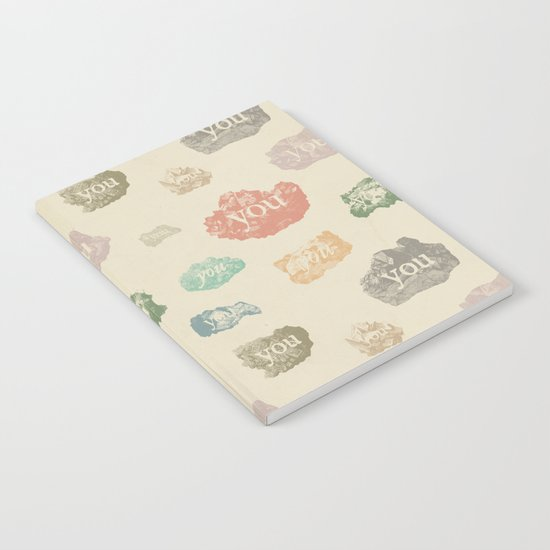 You Rock (Pattern) Notebook
