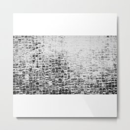 Patrón (pared) Metal Print