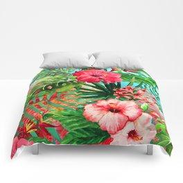 Paraiso Comforters