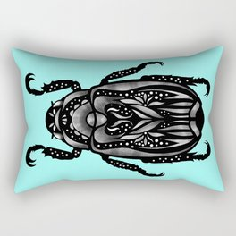 BeetleBUG Rectangular Pillow