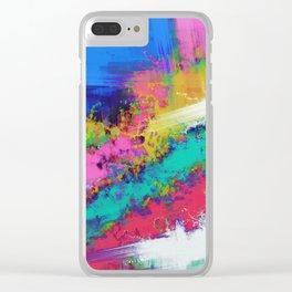 Crawl Clear iPhone Case