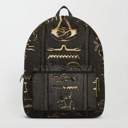 EGYPTIAN--HIERO Backpack