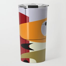 Beat Generation Travel Mug