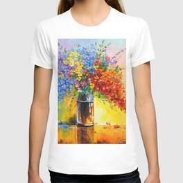 Bouquet of wild flowers T-shirt