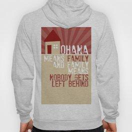 Ohana Means Family - Lilo & Stitch Hoody