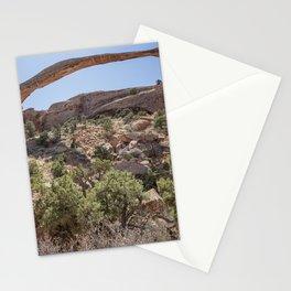 Landscape Arch Stationery Cards