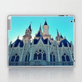 Castle Architecture Closeup 1 Laptop & iPad Skin