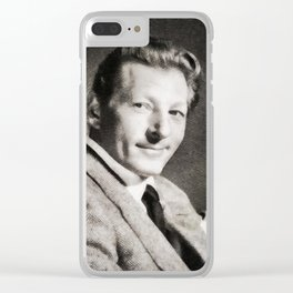 Danny Kaye, Hollywood Legend Clear iPhone Case