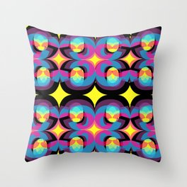 Letter C for Camilla Throw Pillow