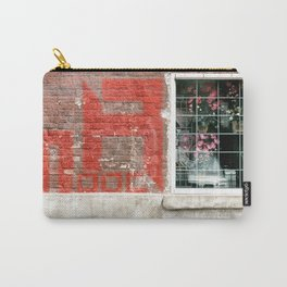 """Mooca - Series """"Districts of São Paulo"""" Carry-All Pouch"""