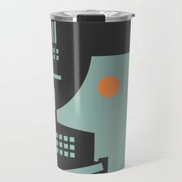 Jazz Man Travel Mug