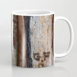 Tree Notes Coffee Mug