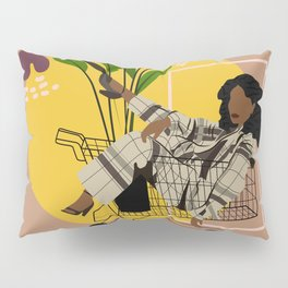 Groceries Shopping Swag Pillow Sham