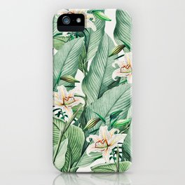 Tropical state iPhone Case