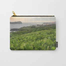 Grapevines and islet Carry-All Pouch