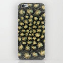 RUSTIC SEA SHELL iPhone Skin