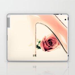 Pink Heel (Retro and Vintage Still Life Photography) Laptop & iPad Skin
