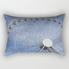 Fun wheel carousel Rectangular Pillow