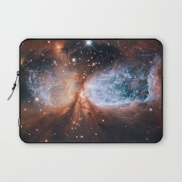 Star-forming region S106 Laptop Sleeve