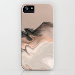 Marble Dream: a digital dreamscape iPhone Case