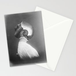 Portrait of Eternal Consciousness Stationery Cards