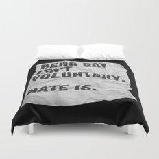 Voluntary Duvet Cover