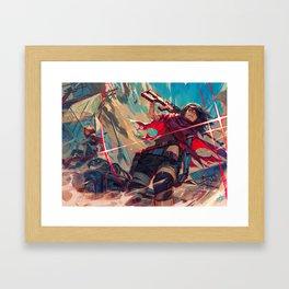 Husks2 Framed Art Print