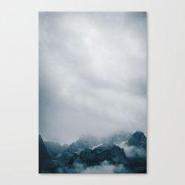 all Canvas Print