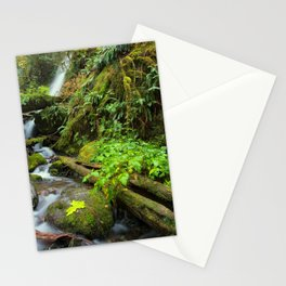 Olympic Waterfall Stationery Cards