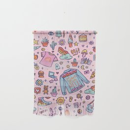 All the Fun Things Wall Hanging