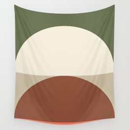 Abstract Geometric 01C Wall Tapestry