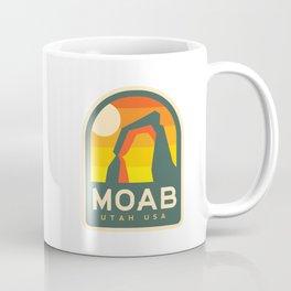 Moab Utah Patch Coffee Mug