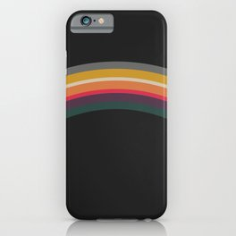 one day – prismatic iPhone Case