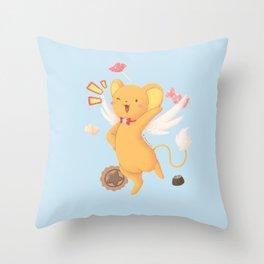 Konyonyochiwa!!! Throw Pillow