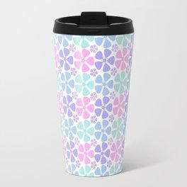 Flower Garden c5 Travel Mug