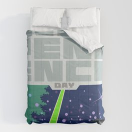 Independence Day Comforters