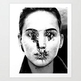 Skin Deep Art Print