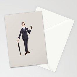 Agent Galahad Stationery Cards