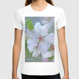 Almond tree flower blooming T-shirt