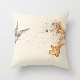 Subconscient Throw Pillow