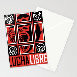 LUCHALIBRE MEXICO Stationery Cards