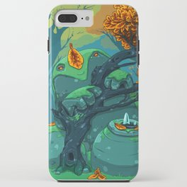End of Fall iPhone Case